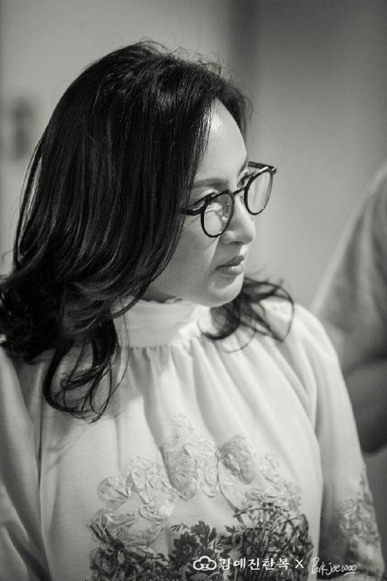 """[N이사람] 한복 디자이너 김예진 """"미코 의상 논란 당황…쇼로 봐주길""""(인터뷰)"""