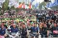 민주노총 총파업 대회 '최저임금 공약 파기 반발'