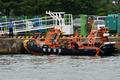 포항해경 구조대 수중 인명 구조 훈련