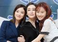 김혜은-이세영-정민아, 엄마와 딸