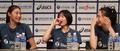 배구 국가대표들  '함박 웃음'