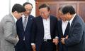 홍남기 부총리 '당부 또 당부'
