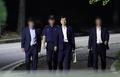 구치소 나서는 김태한 삼성바이오로직스 대표