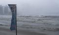 '태풍 다나스' 점점 높아지는 파도