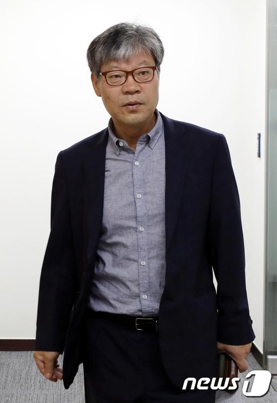 경사노위 운영위 참석하는 박태주 상임위원