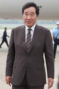 서울공항 도착한 이낙연 총리