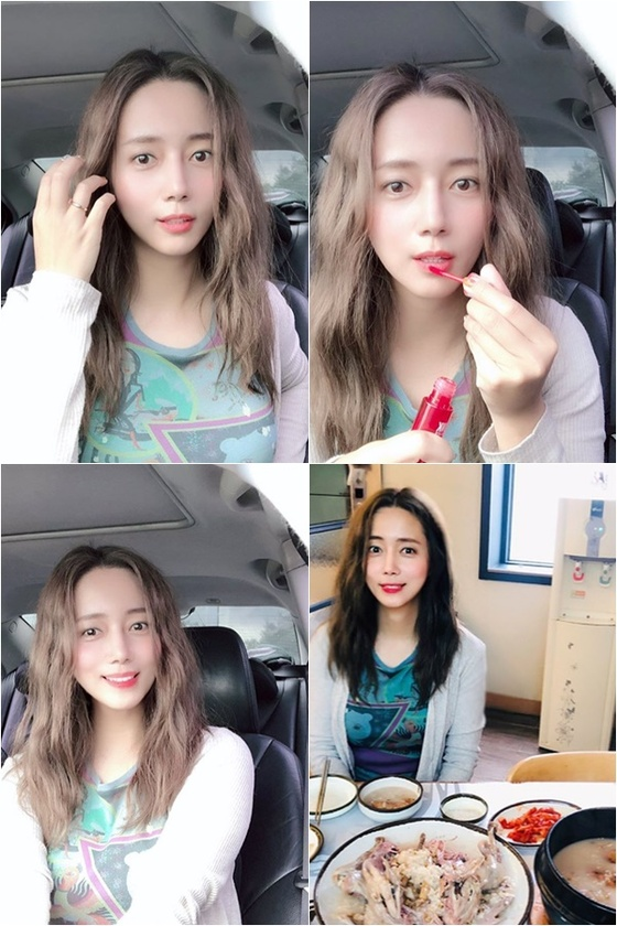 [N샷] 최송현, 더 예뻐진 근황 '청순여신'