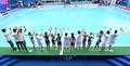 작별 고하는 여자 수구대표팀