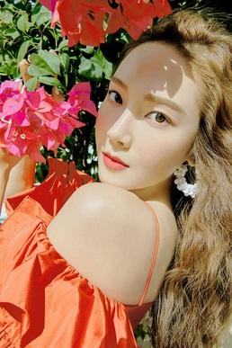 [N화보] 제시카, 발리 화보 공개 '과즙美 팡팡'