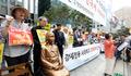 일본 정부 경제보복 중단하라