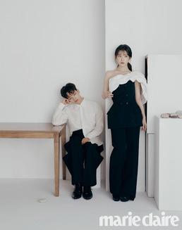 [N화보] 매혹적 케미...'호텔 델루나' 아이유·여진구, 완벽 비주얼