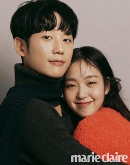 [N화보] '유열의 음악앨범' 김고은·정해인, 사랑스러운 커플 케미
