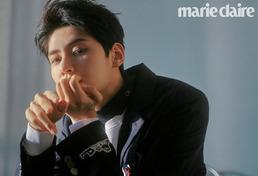 [N화보] '프듀X' 이진혁, 차세대 얼굴천재 등장 '압도적 분위기'
