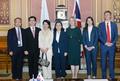 영국과 자유무역협정 서명식 마친 유명희 통상교섭본부장