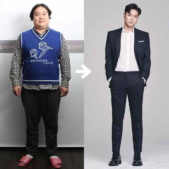 [단독]'32kg 뺀' 유재환