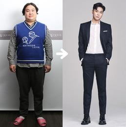 """[단독] '32㎏ 뺀' 유재환 """"40㎏ 감량 목표...가수 유엘로 새 시작""""..."""