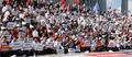 국회 본청계단에서 열린 자유한국당 추석민심 보고대회