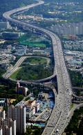 막히는 서울외곽순환도로
