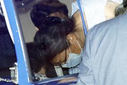 박근혜 전 대통령, 어깨 수술 이유로 외부병원 이송