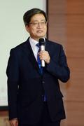 전남대 로스쿨에서 특강 하는 김명수 대법원장