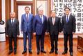 아탐쿨로프 카자흐스탄 외교 장관, 문희상 국회의장 예방