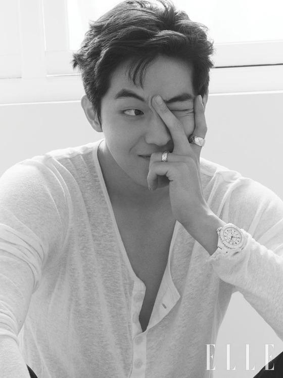 """남주혁, 저장 부르는 남친짤…""""영화 열심히 촬영 중"""""""