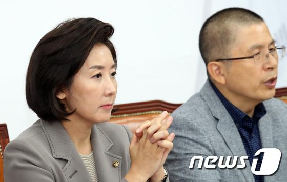 무고 주장하더니…'자녀 의혹' 나경원, 고발장 정보공개청구