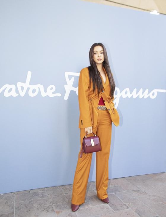 '윤계상♥' 이하늬, 이탈리아서 뽐낸 '국보급' 미모