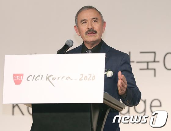 해리 해리스 주한미국대사, 2020 한국이미지상 시상식 축하합니다
