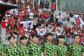 태국 방콕까지 날아온 대한민국 응원단