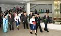 北 농업 총화회의 참가자들…