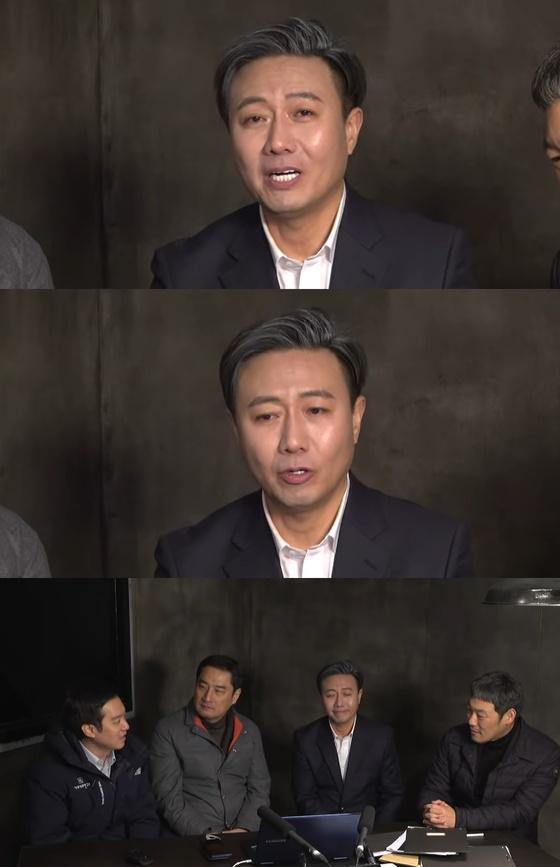 """안정훈 '가세연'서 근황 공개 """"정치 가담 마라? 겁쟁이 같아"""""""