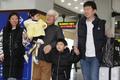 동대구역에서 웃음꽃 피우는 가족