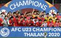 대한민국 U-23 '우리가 챔피언!'