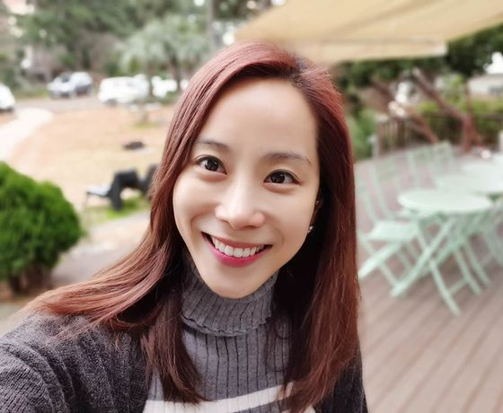 """조민아, 열애 고백 """"무한 애정 주는 우직한 사람 만나…빈틈없이 행복"""""""