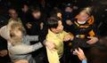 복지부 차관 향한 진천군민의 거센 항의