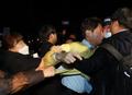 거센 항의받는 복지부 차관