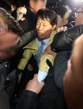 김강립 복지부 차관, '우한 교민 수용' 진천 찾았다가 봉변