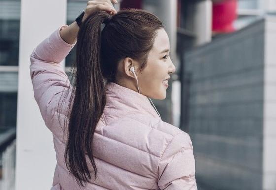 레이양, 레깅스 입고 애플힙 자랑…'명품 몸매'