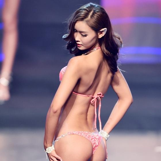 김지연, '백만불짜리 대박 뒤태'