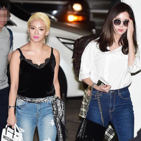 소녀시대 효연-서현, '우열 가리기 힘든 미모'