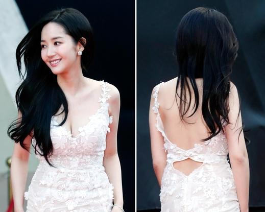 박민영, '아찔한 노출'