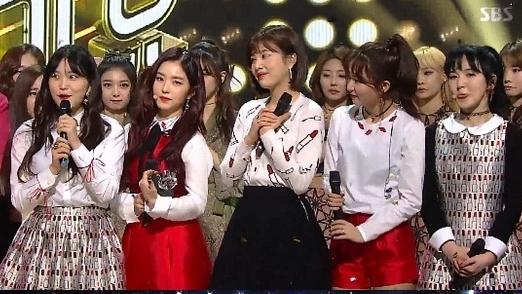 '인기가요' 레드벨벳 '루키' 1위…벌써 9관왕