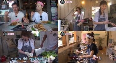 '윤식당' 윤여정X정유미, 설레는 요리 최고 시청률 8.5% 육박