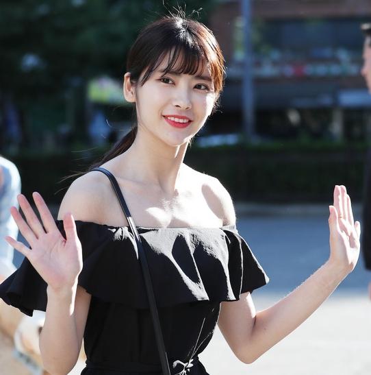 다이아 희현, '방긋 방긋 꽃미소~'