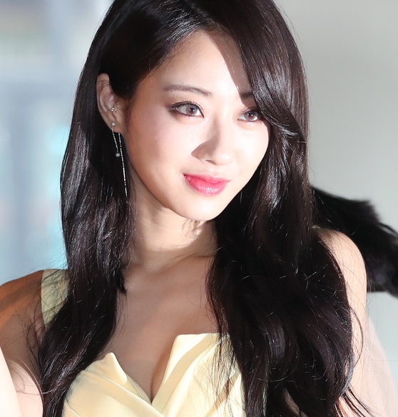 경리, '치명적인 유혹'