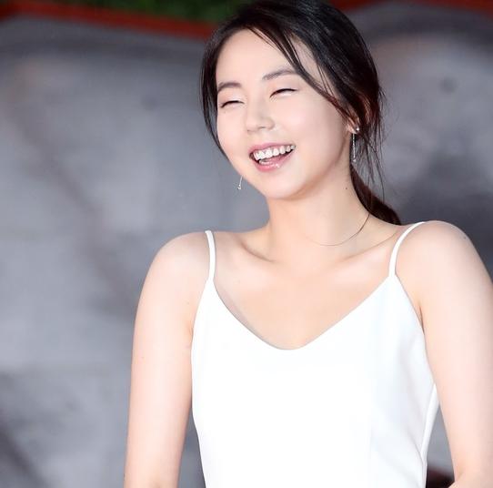 안소희, '미소에 녹네 녹아'