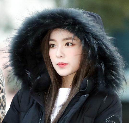 레드벨벳 아이린, 겨울여왕