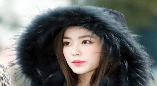 레드벨벳 아이린, 한파도 물러갈 '냉미녀'의 예쁜 얼굴