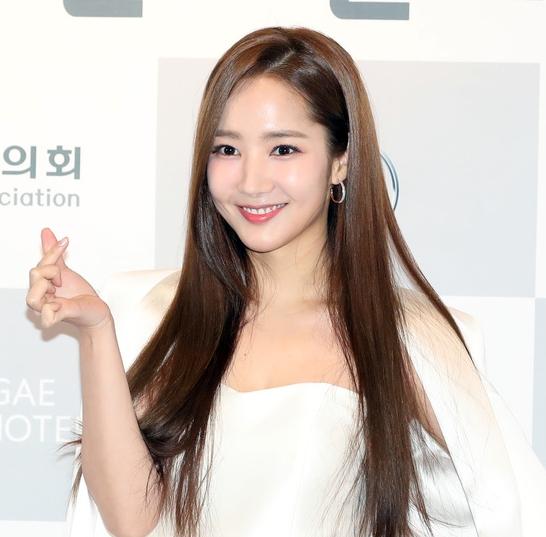 박민영, 여신의 하트
